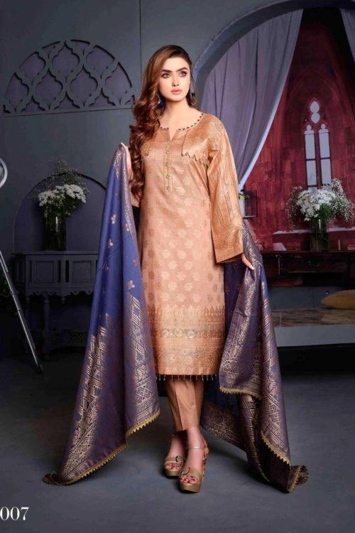 Amna Sohail Cotton Cambric – Design ASJ 1007 Amna Sohail Cotton Cambric by Tawakkal - Original [tag]
