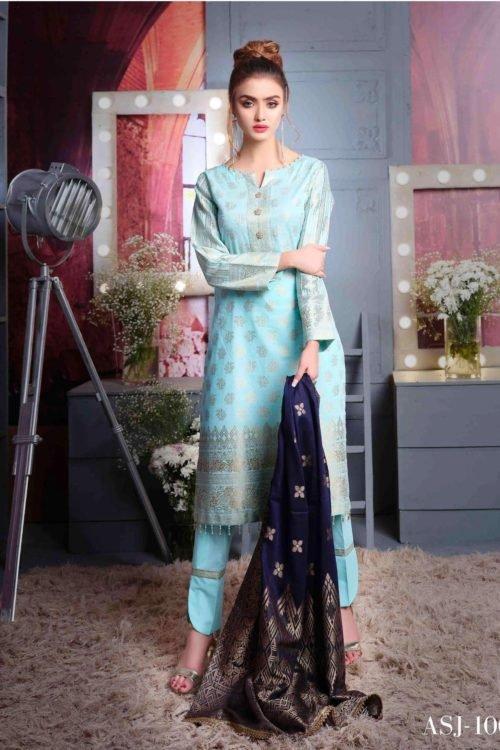 Amna Sohail Cotton Cambric – Design ASJ 1008 – RESTOCKED Amna Sohail Cotton Cambric by Tawakkal - Original [tag]