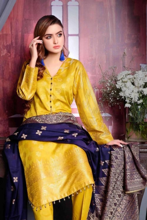 Amna Sohail Cotton Cambric – Design ASJ 1005 Amna Sohail Cotton Cambric by Tawakkal - Original [tag]
