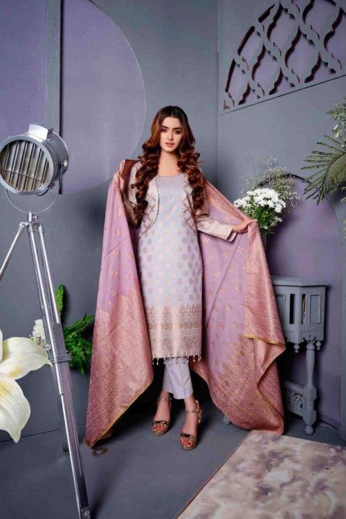 Amna Sohail Cotton Cambric – Design ASJ 1004 Amna Sohail Cotton Cambric by Tawakkal - Original [tag]