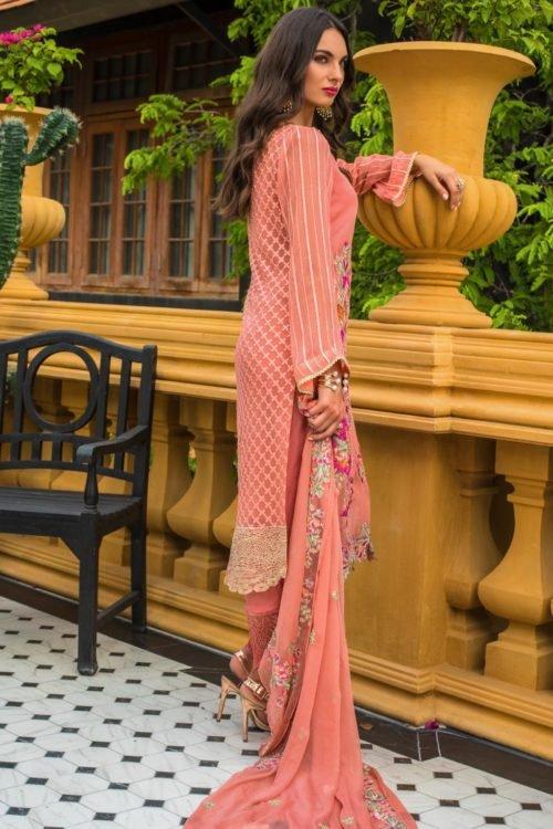 Kalyan Chiffon Collection 2020 D10 Kalyan Chiffon Collection 2020 - Original [tag]
