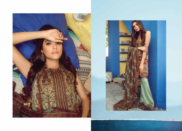 Alkaram Summer 2020 -SS-10-20-SAGE GREEN| 3 PIECE *Best Sellers Restocked* Lawn Kameez Suits