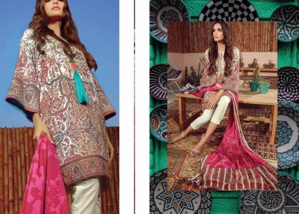 Alkaram Summer 2020 -SS-11-20-PINK| 3 PIECE *Best Sellers Restocked* Lawn Kameez Suits