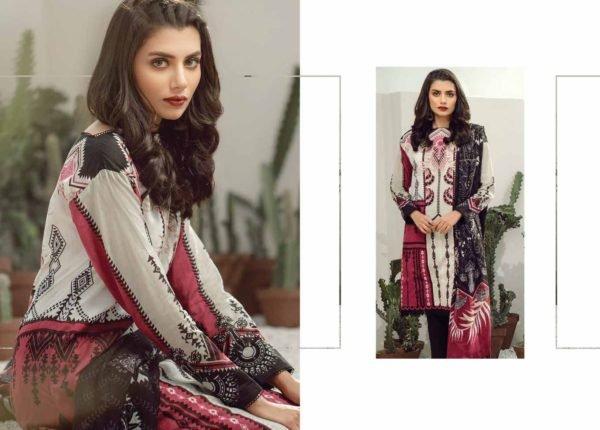 Alkaram Summer 2020 – SS-08-20-BLACK| 3 PIECE *Best Sellers Restocked* Lawn Kameez Suits