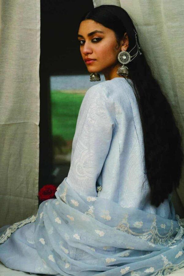 Zara Shahjahan Lawn 2020 Mumtaz A