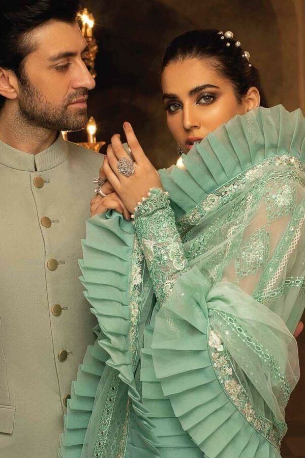 Tissue De Luxe Wedding Formals by Mushq